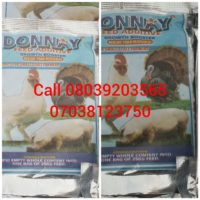 DONNAY ORGANIC GROWTH BOOSTER FOR POULTRY BIRDS